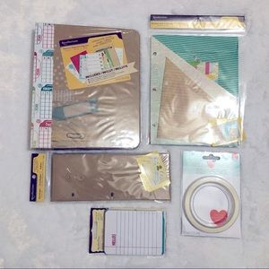 "Recollections Journal Bundle - ""Organize"" Journal"
